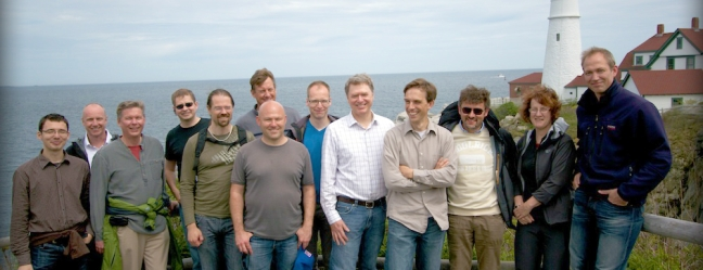Group Photo By Martin Fowler