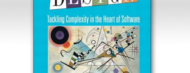 Domain Drive Design Book Cover